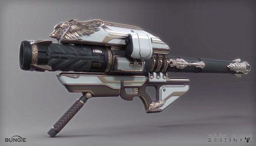 命运武器Gjallarhorn1