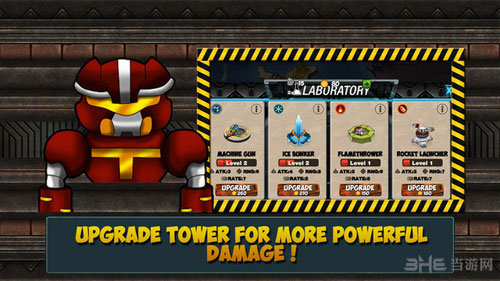 塔防备战电脑版截图4