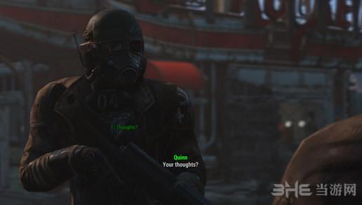 辐射4 NCR游骑兵套装MOD截图0