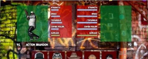 黑帮格斗电脑版截图2