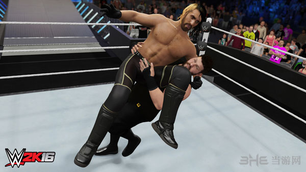 WWE2k16 PC版截图