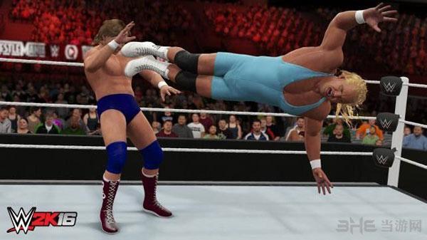 WWE 2k16游戏截图1