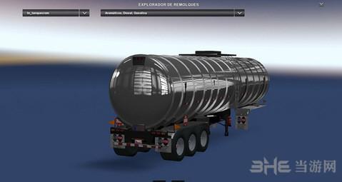 美国卡车模拟铬油罐车MOD截图0
