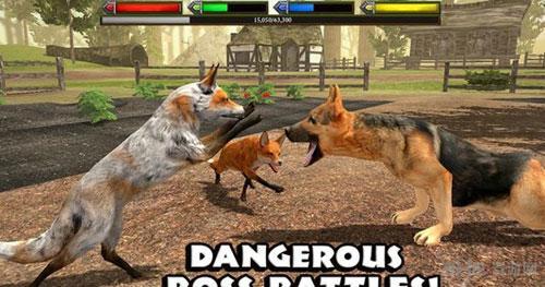 终极狐狸模拟器电脑版截图0