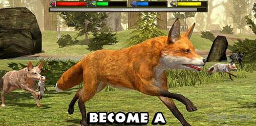 终极狐狸模拟器电脑版截图1