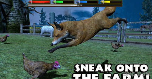 终极狐狸模拟器电脑版截图2