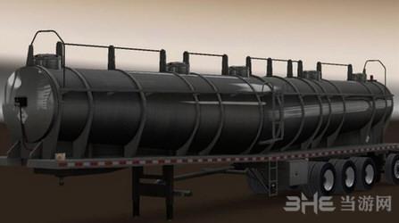 美国卡车模拟4轴化学灌拖车MOD截图0