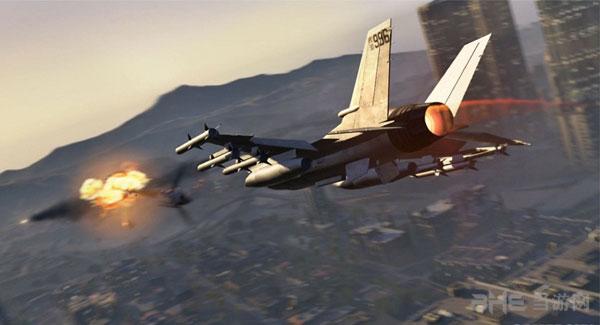GTA5战斗机