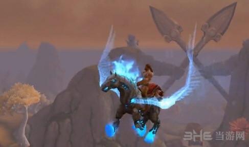 魔兽世界WOW全新炉石天马坐骑怎么取得心得分享1