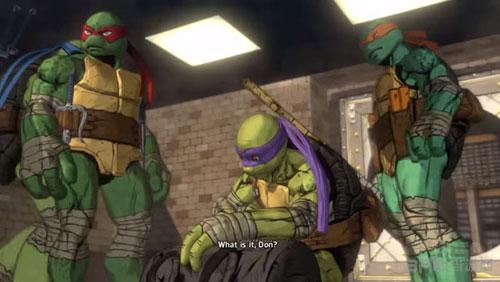 忍者神龟:突变曼哈顿截图1