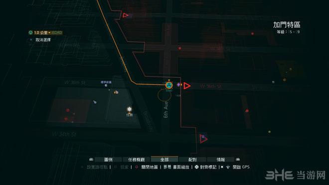 全境封锁echo全收集地图2