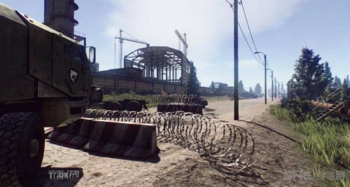 《逃离塔科夫》全新游戏截图公布