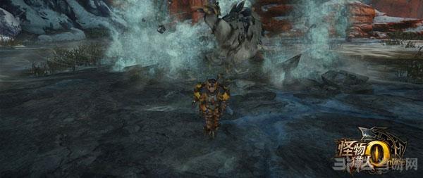 怪物猎人OL剑极狼技能1