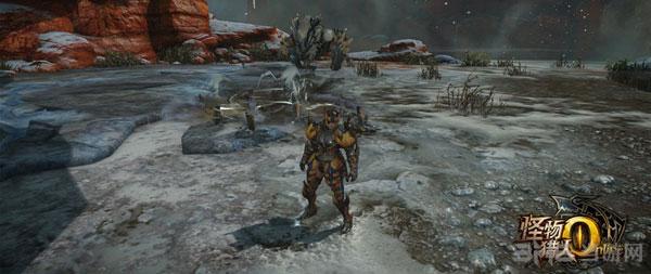 怪物猎人OL剑极狼技能3