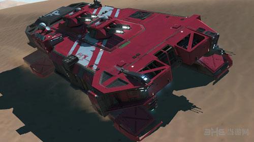 家园卡拉克沙漠DLC索班舰队3