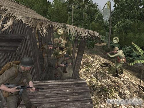 荣誉勋章:血战太平洋截图5