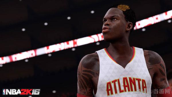 NBA2K16截图