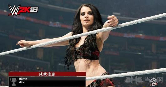 WWE2K16截图