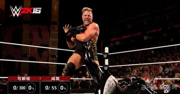 美国职业摔角联盟WWE2K16截图