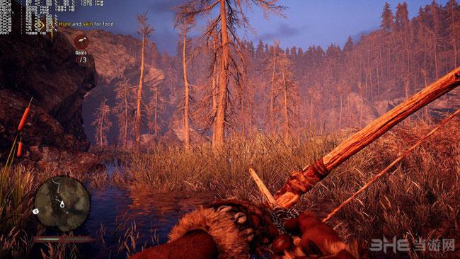 孤岛惊魂原始杀戮PC版高低画质对比1
