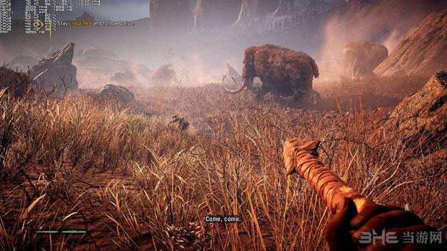 孤岛惊魂原始杀戮PC版高低画质对比5