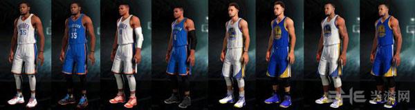 NBA2K16球鞋1