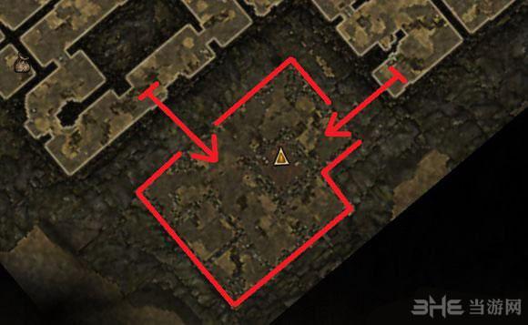 恐怖黎明苦痛阶梯隐藏BOSS位置2
