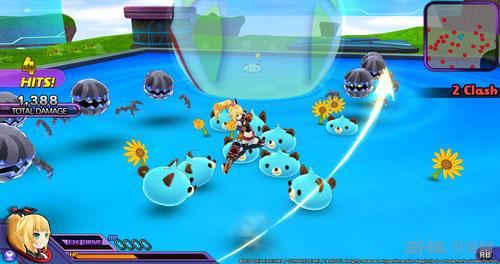 超次元ACT海王星U游戏截图1