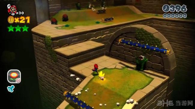 WiiU模拟器超级马里奥3D世界1