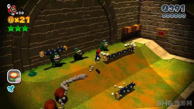 WiiU模拟器超级马里奥3D世界3