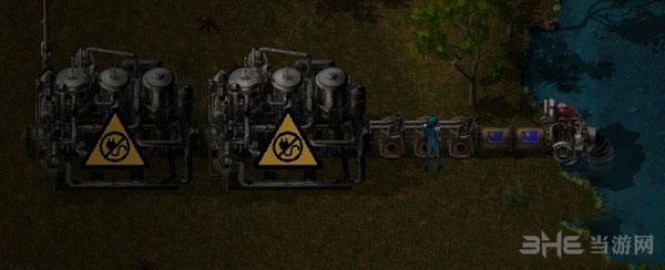 异星工厂如何使用电力1