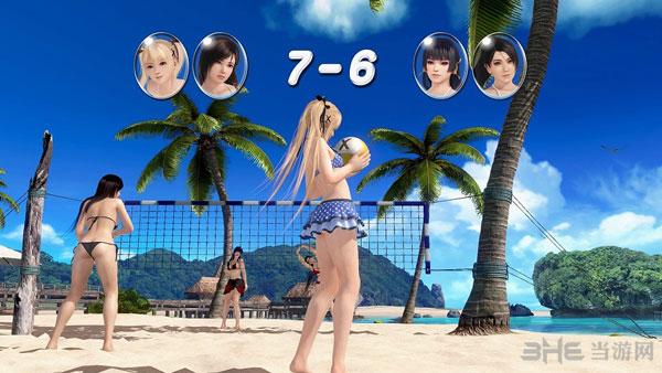 死或生沙滩排球3截图1