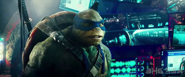 忍者神龟2破影而出预告截图2