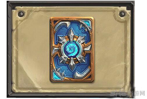 炉石传说电竞之星卡背1