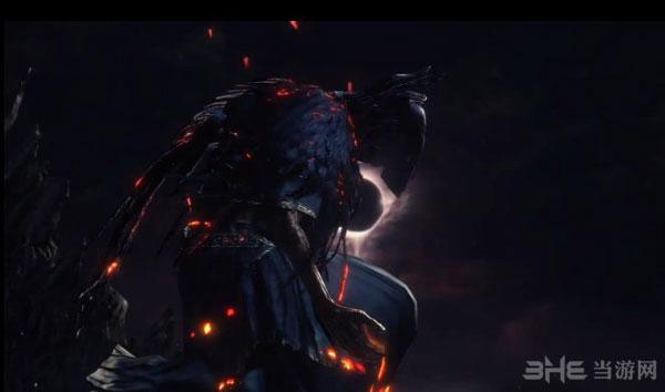 黑暗之魂3结局动画1