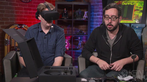 Oculus Rift截图1