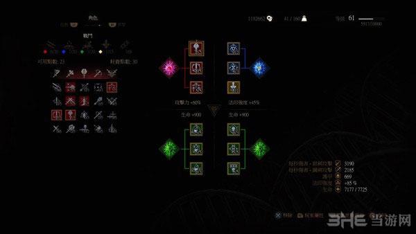巫师3狂猎猫学派加点图1
