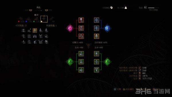 巫师3狂猎猫学派加点图4
