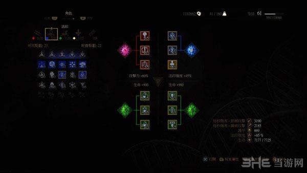巫师3狂猎猫学派加点图2