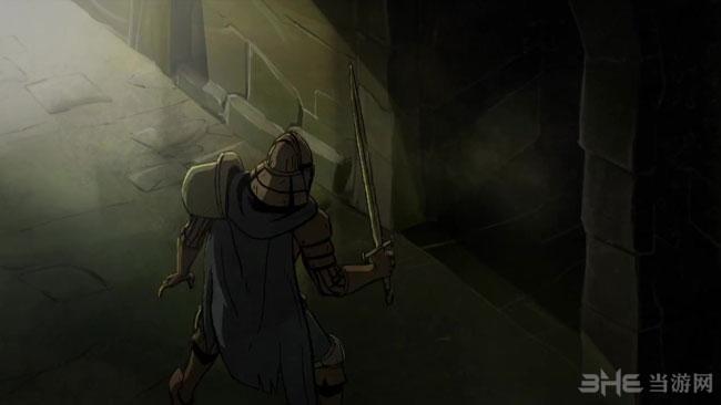 黑暗之魂3动画宣传片截图3