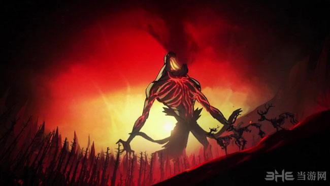 黑暗之魂3动画宣传片截图1