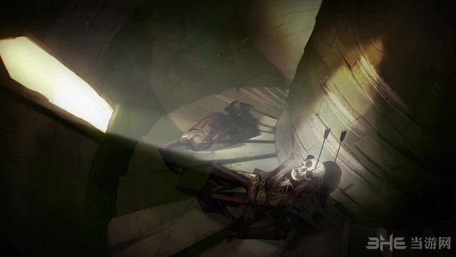 黑暗之魂3动画宣传片截图2