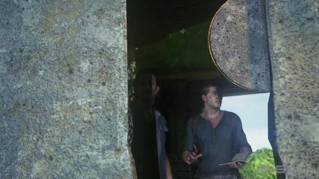 神秘海域4纪录片截图2