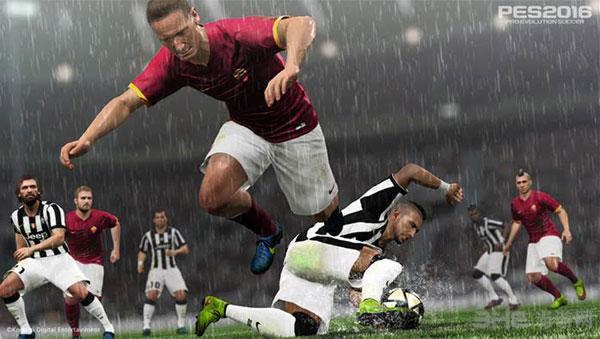 实况足球2016游戏截图1