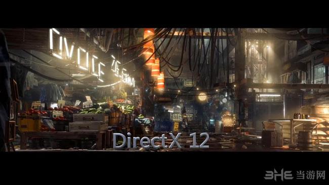 DX12宣传片截图2