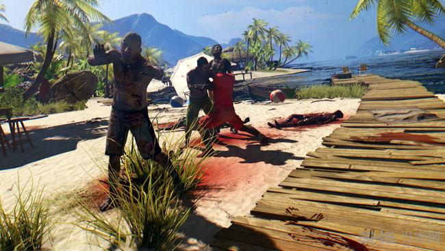 死亡岛终极版截图1