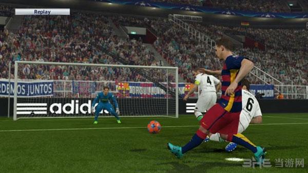 FIFA16精彩进球1