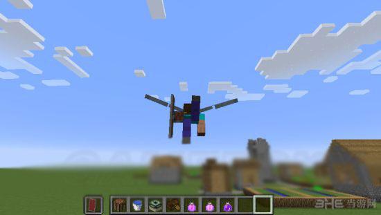 我的世界滑翔翼1