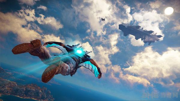 正当防卫3空中堡垒DLC2