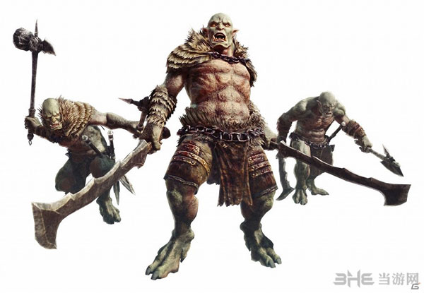 龙之信条OL新增怪物1